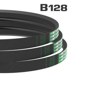 สายพานรถเกี่ยว ร่องเรียบ-B128